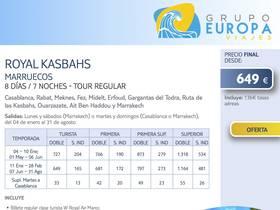 ROYAL KASBAHS MARRUECOS