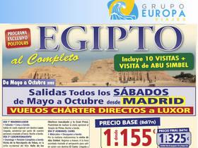 EGIPTO AL COMPLETO